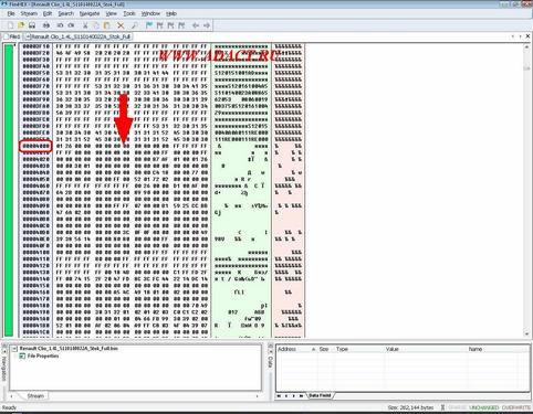 вычисление кода отчлючения иммобилайзерав рено