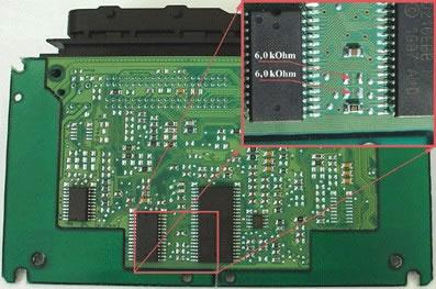 ЭБУ Bosch M797