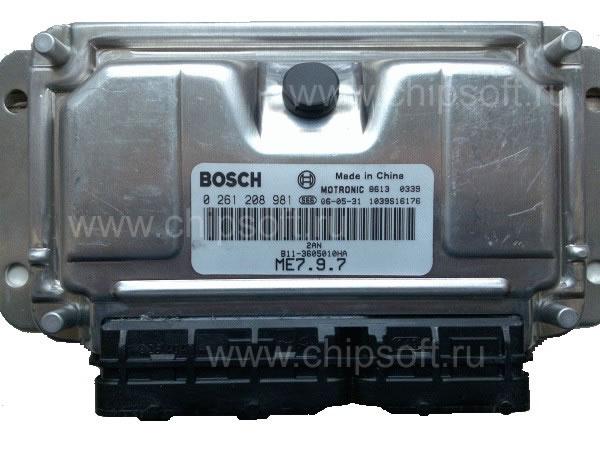 ЭБУ Bosch M797+